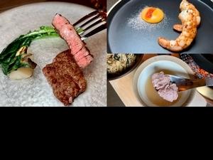 內湖人氣聯名燒肉私廚「胡同裏的蘭」!厚切2公分和牛牛排、海膽干貝蝦多士、鮮牛肉野菇湯泡飯8道料理必吃推薦