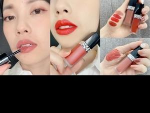 口罩、口紅不再二選一!全新『不沾染唇露』顯色、滋潤、輕透、超持色,讓雙唇回歸美麗的色彩吧!