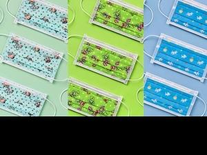連包裝都超可愛!「小新睡衣、小白狗屋、鱷魚阿山」3款蠟筆小新BioMask聯名口罩限量開賣