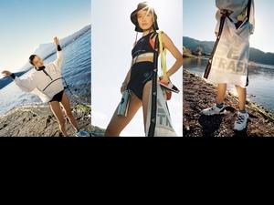 姊妹們!一起穿上adidas by Stella McCartney 時髦運動又能愛地球!