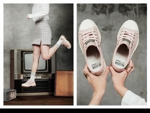 PALLADIUM巧克力鞋暖甜回歸!「溫柔奶茶」「半糖拿鐵」打造女孩甜點鞋櫃
