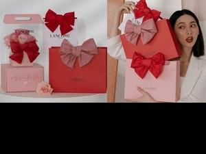 今年母親節,就用浪漫式法蝴蝶結包著對媽媽的愛,絕對會讓媽媽露出少女般的幸福笑容喔!
