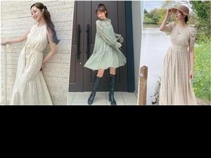 這股仙氣我要定了!夏日必收10款洋裝推薦,讓你宛如仙女不出錯