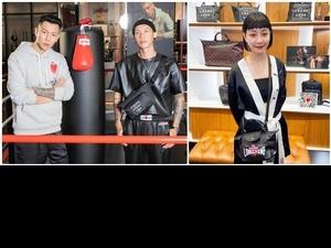 謝欣穎談到男友王柏傑笑超甜!瘦子、小春相約拳擊台拼帥氣