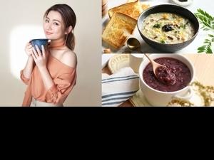 任家萱Selina「任性eat下」新口味「松露野菇粥、紅豆紫米粥」2款健康即食粥開賣中,粉絲快囤貨