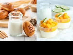 大苑子首賣雞蛋糕、下午茶組合芒果鮮奶酪超划算! 加碼推出限量復刻飲品「綠柚」