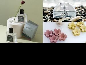 防疫勤洗手也要美美的!6款質感女孩必備的防疫小物「香水瓶乾洗手、花朵造型手工皂」讓你直接化身仙氣製造機