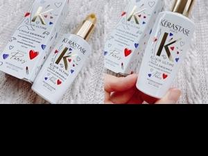 #全能小金油 帶你遊法國!變身浪漫又俏皮的手繪塗鴉瓶身,護髮更有趣、髮質更優秀!