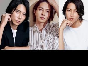 音樂、影視雙棲的日本人氣男星山下智久,正式擔任迪奧美妝形象大使,完美演繹摩登迪奧世家