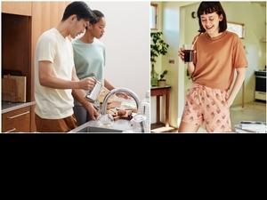 防疫在家就要穿得舒服!UNIQLO推4大百搭T恤、短褲系列,還有防疫安心購可選擇