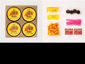 地方爸媽都需要這盒來自救!「貓下去學童營養餐」蜷尾家霜淇淋+草莓果醬自行DIY調配,附贈家長抗鬱劑