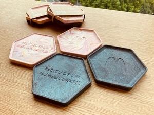 限量30組「麥當勞環保杯墊」免費贈送!漸層粉、炭黑款太潮,只要參加線上問答就有機會抽獎