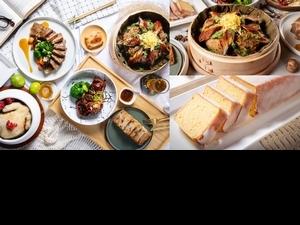 限量50組快開搶!台南6大星級飯店合推「府城星級滋補美食包」集結人氣招牌菜、療癒甜點,6/10上午開賣