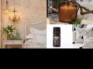 用氣味建立生活節奏感,不同空間香氛小物,營造紓壓美好氛圍