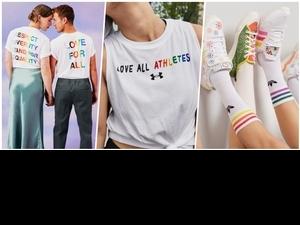 響應2021同志驕傲月!各大品牌推出繽紛彩虹系列,一同感受最美能量