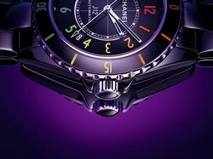 CHANEL Electro限定腕錶系列 虹彩登台!