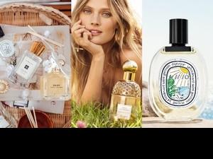 一聞就讓心情大好的香水,療癒系夏香原來要這麼選這麼用