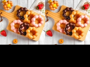 Mister Donut外送限時買10送10!消費滿250元現折50元,宅在家也能大吃甜甜圈好幸福