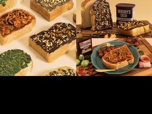 韋禮安、林柏宏、王淨激推「Hi, TOAST海吐司」5款料理吐司限量開賣!伯爵脆奶酥、味噌松本茸、BBQ梅花豬人氣口味必吃