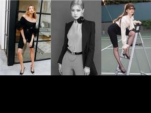 新一波街頭風爆款單品!五分單車褲成為女星衣櫥新寵