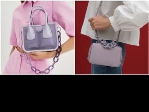 不要再抗拒紫色!小CK 全新夢幻紫包款推薦,絕對收服你的心!