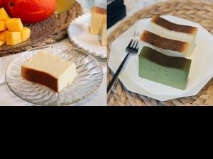 日本米其林狂賣的「第五種起司蛋糕」時飴買得到!起司、芒果、抹茶3種口味限量預購中