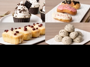 「Funsiamo居家烘焙組」8款DIY甜點組販售中!韓國麻糬小麵包、磅蛋糕、美式軟餅乾任你選