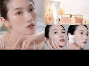 Dior用滿滿的玫瑰來溺愛肌膚,從卸妝、潔膚、去角質,每個步驟都像頂級SPA的呵護,還充滿讓人捨不得結束的自然芬芳
