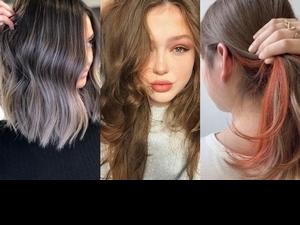 微解封後的髮色,還是需要補染的白髮有救了,史上最強次永久染 the demi幻彩染系列為妳髮色又顧髮質