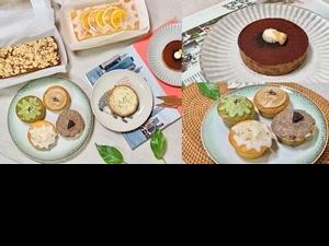 宜蘭冬山人氣甜點「Ca'bow Pastry」全台宅配中!好磅杯子蛋糕、巧克力塔、香蕉磅蛋糕好吃到必囤貨