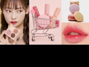 心臟爆擊了沒!韓國潮牌KIRSH彩妝系列台灣也買得到!馬卡龍腮紅、水感唇釉療癒又可愛