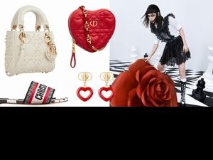 DiorAmour 七夕膠囊系列!滿滿珍珠、愛心與俏紅徹底感受法式甜蜜愛戀