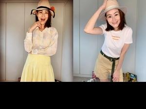 名模變身「職業煮婦」!宋依璇瘋買海鮮塞爆冰箱 老公暖做這件事…