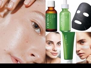 口罩肌再也不擔心了,可以洗臉、敷臉以及去角質的Naruko茶樹淨荳敷面潔膚泥,甚至連油光都不見