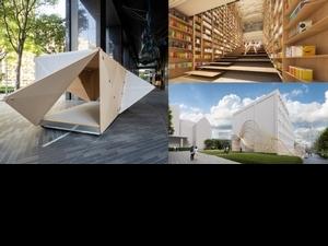 免費入場!忠泰美術館《隈研吾展》匯集18件經典作品,加碼為台灣設計的「摺箱」必看