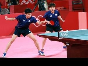 全台瘋奧運!「桌球混雙」奪牌瞬間收視狂飆5.72