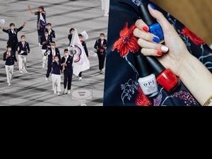 美甲大王 OPI 嚴選8款東京奧運應援美色,用充滿活力的指尖,為台灣加油!