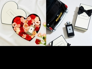 女孩最想收到的禮物清單之一是他!Jo Malone London  2021 七夕情人節限定包裝禮盒登場,香水和鮮花就是一百分浪漫 !