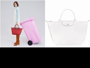 LONGCHAMP人氣摺疊包環保新衣登場!四款顏色超可愛,還偷藏了這亮點