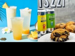 FISZZI費滋氣泡飲專賣店 全新「旺來」系列飲品限時兩天買一送一!   加碼發售美式手工軟餅乾禮盒!