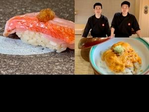 海峽會全新日料餐廳「辰壽司、割烹」米其林日籍雙料理長掌勺,頂級無菜單料理2500元起