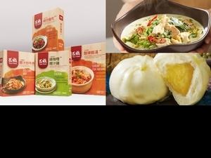 八月料理包新品推薦!瓦城「綠咖哩椰汁雞」限量買一送一、初鹿牧場&舊振南「鮮奶綠豆沙包」聯名上市