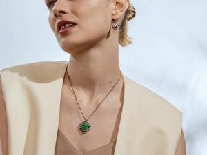 「綠東陵玉」療癒美    喬治傑生2022 Heritage台灣限量訂製年度紀念珠寶上市!