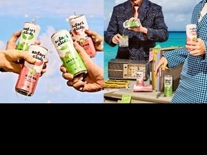金車全新調酒品牌「Safari Club」超商上市中!「紅心芭樂、莫西多」 2種風味+3%低酒精濃度,夏日微醺Chill起來