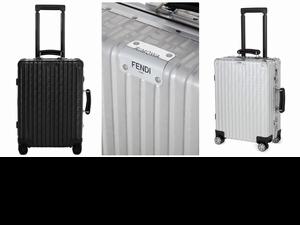 天王級的聯名!FENDI再度攜手RIMOWA行李箱好值得收藏,開賣日在這時!