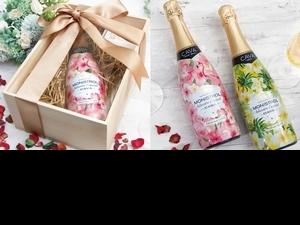 年出貨量高達2億瓶!西班牙Cava氣泡酒隆重登台,2款浪漫花漾木盒組限量開賣中