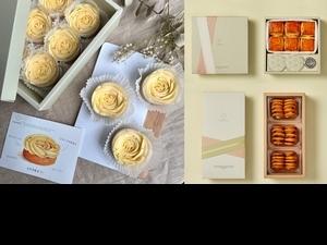 網路人氣甜點creammm.t全新風貌登場! 花型家常檸檬塔、司康、栗子千層派經典必吃!