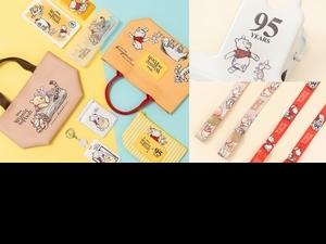 小熊維尼95周年、鬼鬼系列必買!迪士尼文具旗艦店限時優惠中,口罩掛繩、超萌便當袋12款獨家周邊快入手
