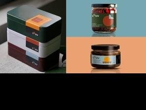 最時髦網購罐頭「LOUU露物」誕生!食物設計師陳小曼集結台灣風土,打造「油漬酸豆小捲、微辣奶油」6款保存食