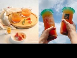 大苑子人氣暢銷古早味「柚見百香」經典復刻上市! 連5天享第2杯半價優惠!